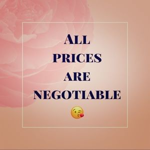 Other - All prices are negotiable